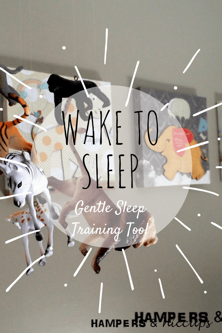 If your baby is waking too early in the mornings, or from naps, you need to try the wake to sleep strategy to have her sleeping longer. In 3 short days, you'll be back to normal. All it takes is a simple disruption of her habitual sleep pattern to have her reset and sleeping longer. #sleeptraining #babywhisperer
